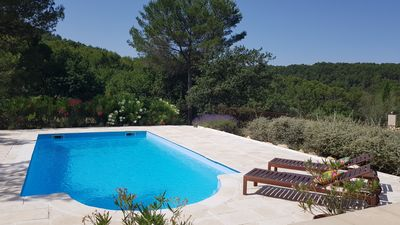 Photo for Solar de Provence, charming cottage in Provence at the foot of the Luberon