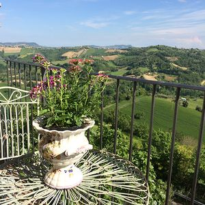 Photo for Romantic studio with fantastic views & garden - in the medieval village