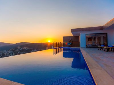 Photo for Luxurious Honeymoon Villa with Spectacular Sea Views & Secluded Pool