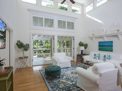 Photo for CANARY COVE COTTAGE in Olde Naples, Steps to 3rd St S