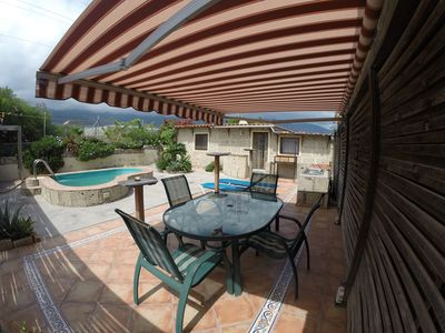 Photo for Finca Yphys Casa del Sol with Free WiFi near Basilica Candelaria