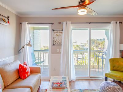 Photo for Sea Cabin 205 A- 1BR Oceanfront Condo- Great for couples!