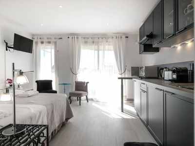 Photo for Studio completely renovated in the center of Cannes!