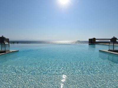 Photo for Villa With Swimming Pool In Front Of Almost Private Beach