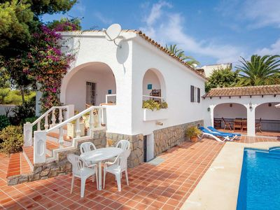 Photo for 2 bedroom accommodation in Moraira
