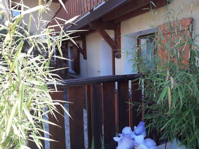 Photo for Studio, sleeps 2, quiet, near Annecy and the ski resort