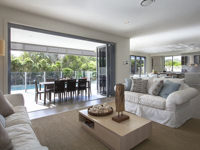 Photo for 'Beachside' is a luxuriously appointed beach home.