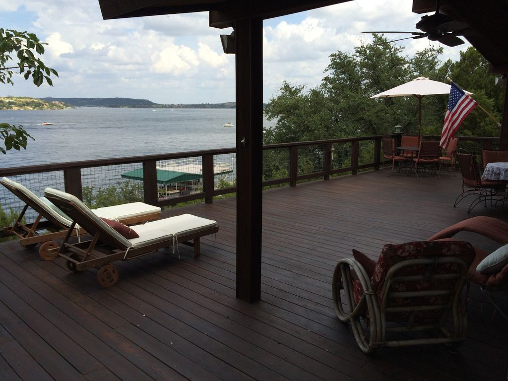 Stunning Views Enchanting Peninsula Lake F Vrbo