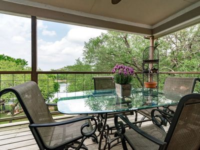 Photo for Private Waterfront Property on South Shore of Lake Travis is Calling Your Name. The Perfect Getaway!