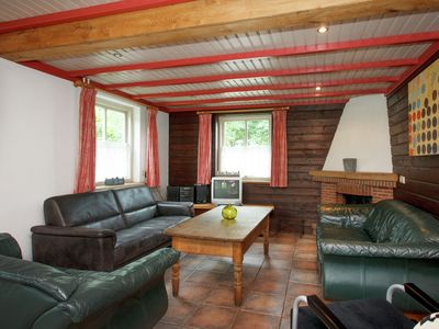 Photo for Beautiful Holiday Home in Lage Mierde with Fireplace