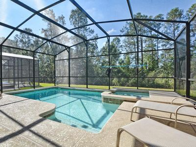 Photo for Beautiful House Close to Disney Priv Jacuzzi 3512