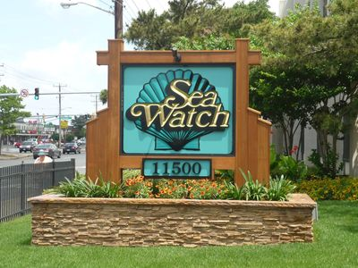 Photo for Beautiful Oceanfront Condo - Sea Watch #1803