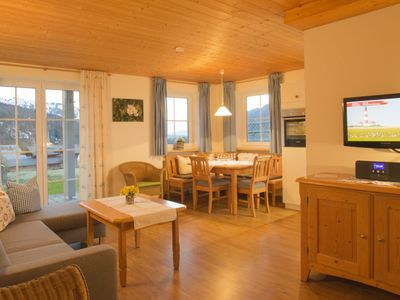 Photo for **** Apartment in the Allgäu, panoramic location sauna, playground, peace and comfort, WLAN