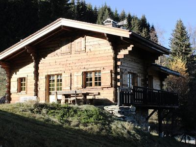 Photo for Chalet 8 pers. view Mont-Blanc - 5 room chalet 8 people