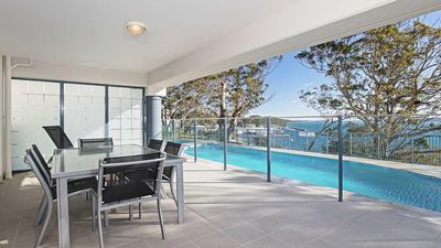 Photo for Le Vogue, 13/16 Magnus Street - close to the Marina and beautiful views of Nelson Bay Marina