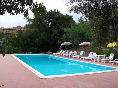 Photo for Holiday Home in Paciano with Swimming Pool,Terrace,Billiards