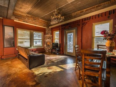Photo for The Artist's Loft at Luminaries in scenic St Croix Falls, WI