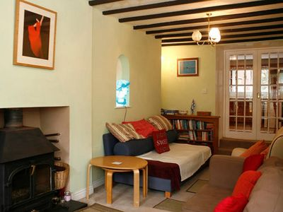 Photo for Superb stone cottage in the heart of Snowdonia