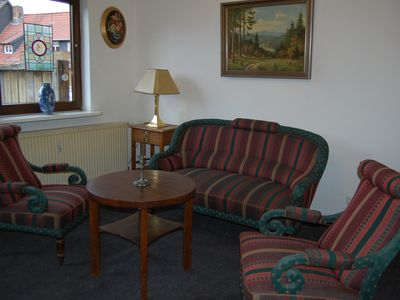 Photo for In the center of Wernigerode, Free Parking, Terrace, inclusive final cleaning