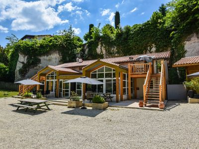 Photo for 6BR House Vacation Rental in Aubeterre-sur-Dronne