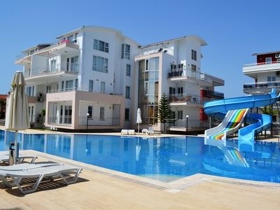 Photo for Antalya belek nirvana apart  with slide  3 separate bedrooms familie complex