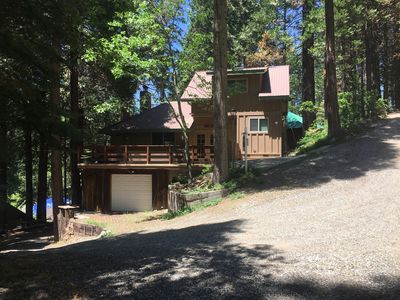 Photo for 3BR Cabin Vacation Rental in Oakhurst, California