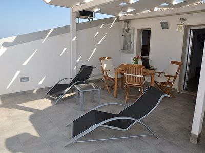 Photo for One bedroom Villa, sleeps 2 in Punta Secca with Air Con and WiFi