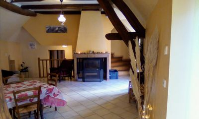 Photo for 3BR House Vacation Rental in Moissey, Bourgogne-Franche-Comté