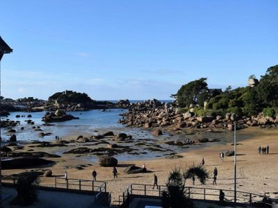 Photo for Apartment Perros-Guirec, 3 bedrooms, 5 persons