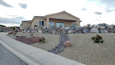 Photo for Beautiful 3 bedroom home w/views