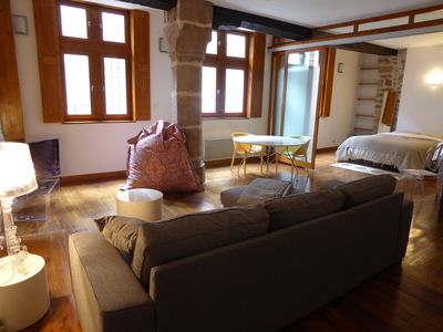 Photo for LOFT T2 CHARMING in the heart of town