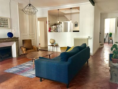 Photo for Duplex apartment 110 m2 of character
