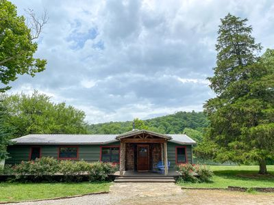 Photo for 4 BR Riverfront Private House at Wildcat Shoals