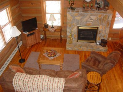 Photo for Stones Throw - Two Bedrooms Cabin