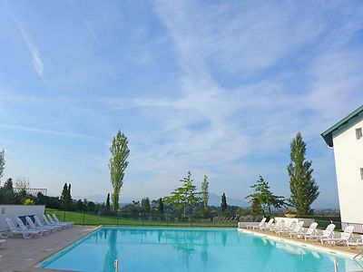 Photo for Arcangues Apartment, Sleeps 8 with Pool and WiFi