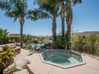 Photo for Private Fountain HIlls Home With Breathtaking Views!