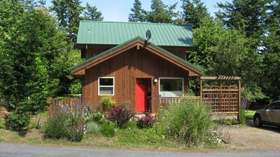 Photo for Beautiful Cedar Home on Orcas Island