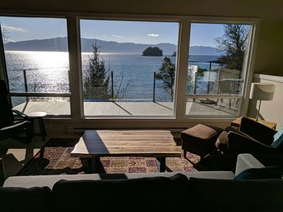 Photo for 2BR House Vacation Rental in Madeira Park, BC