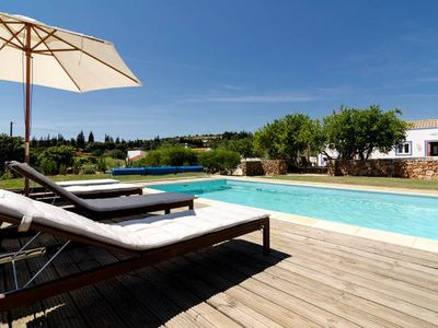 Photo for The Other Side Of Algarve - Peace And Quite!  3 bed Villa + 8x4 Pool