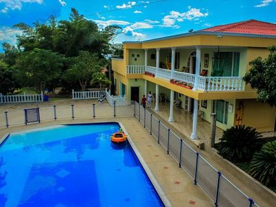 Photo for 10BR Cottage Vacation Rental in chinauta, Cundinamarca