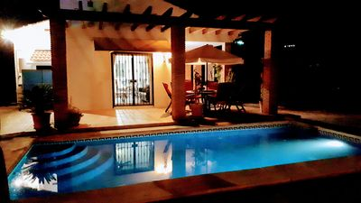 Photo for 3 Bed Villa Near Competa & Nerja Torrox with  Private  Pool  & Hot Tub
