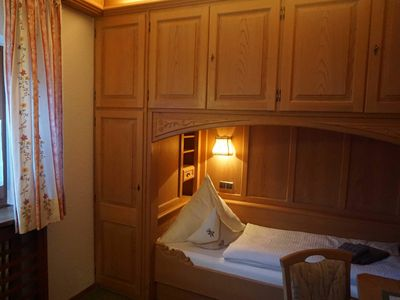 Photo for Single room with shared shower u. Floor WC - Pension Haus Sonnenblick
