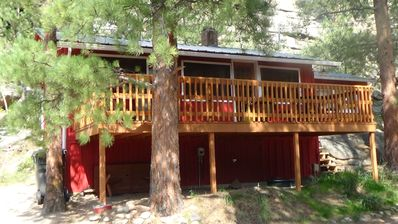 Photo for 2BR Cottage Vacation Rental in Estes Park, Colorado