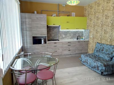 Photo for own apartment 65m21 line from the sea