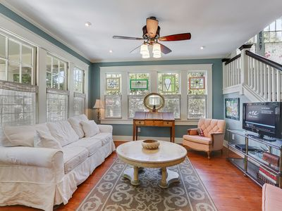 Photo for New 3BR Uptown Listing! Walk to Tulane, streetcar, & Freret - 5 stars on AirBnB!