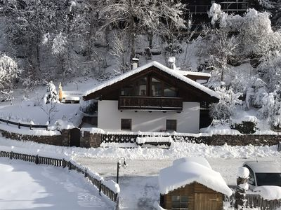 Photo for Magnificent chalet in Hafling / South Tyrol near Merano