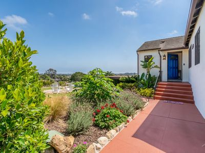 Photo for Quintessential Spanish-style home with great views!