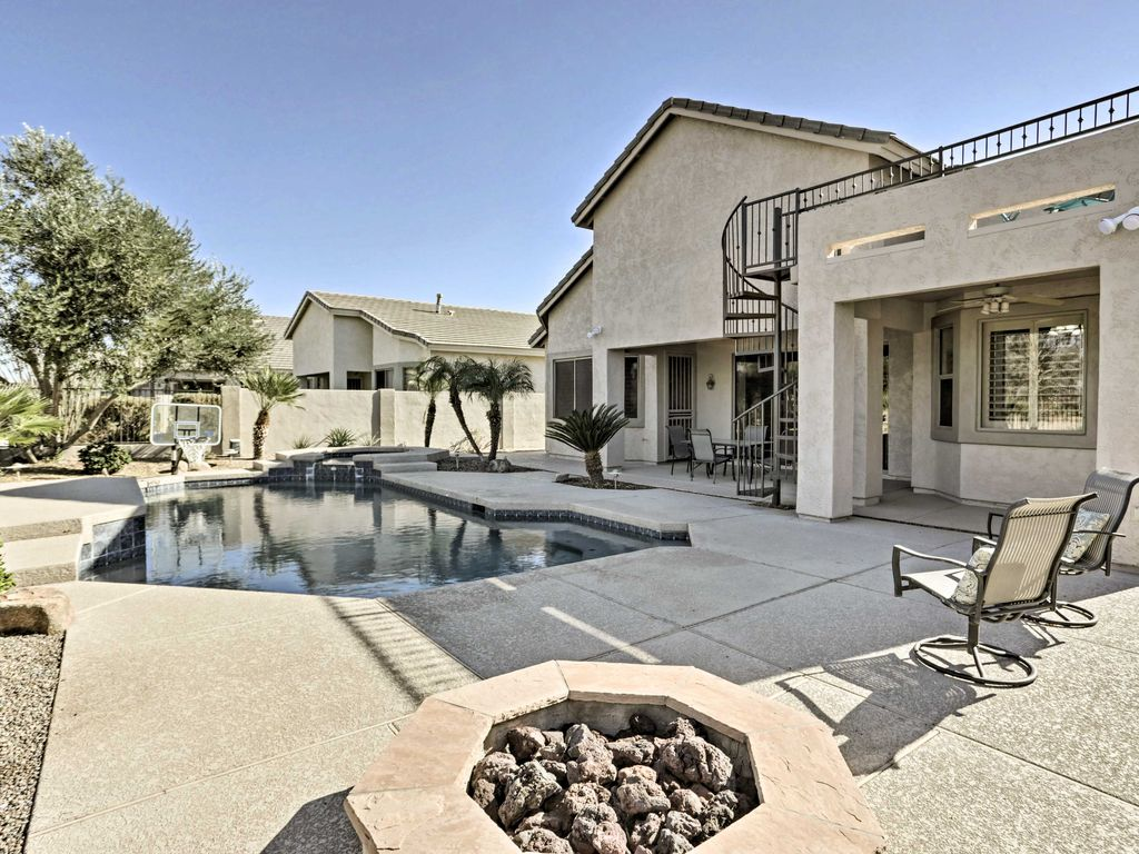 New 4br Phoenix House W Private Pool Ho Vrbo