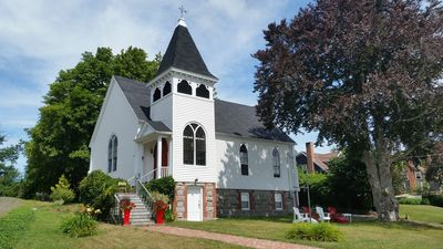 Photo for Charming Former Church Overlooking Annapolis Royal