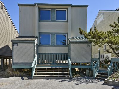 Photo for Oceanfront 4BR/3BA - Single-Family Home